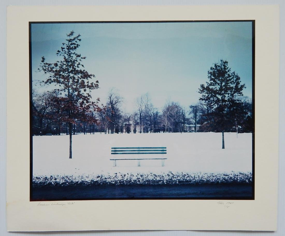 Robert Trostle 9 photographs - 9