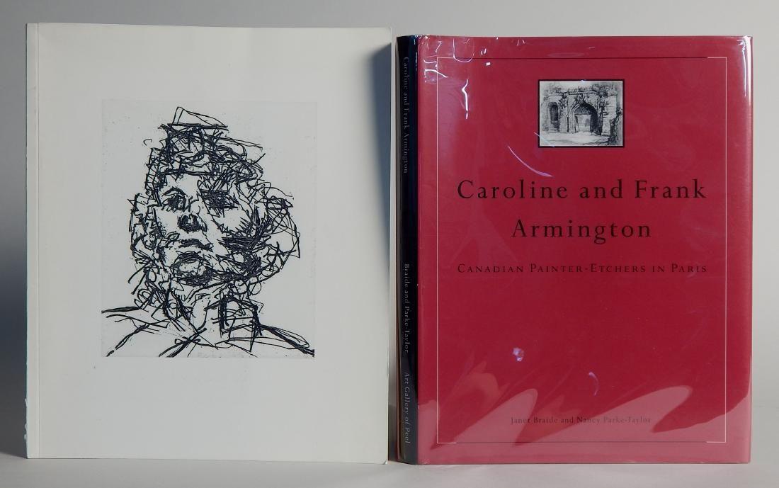 2 Books on Printmakers
