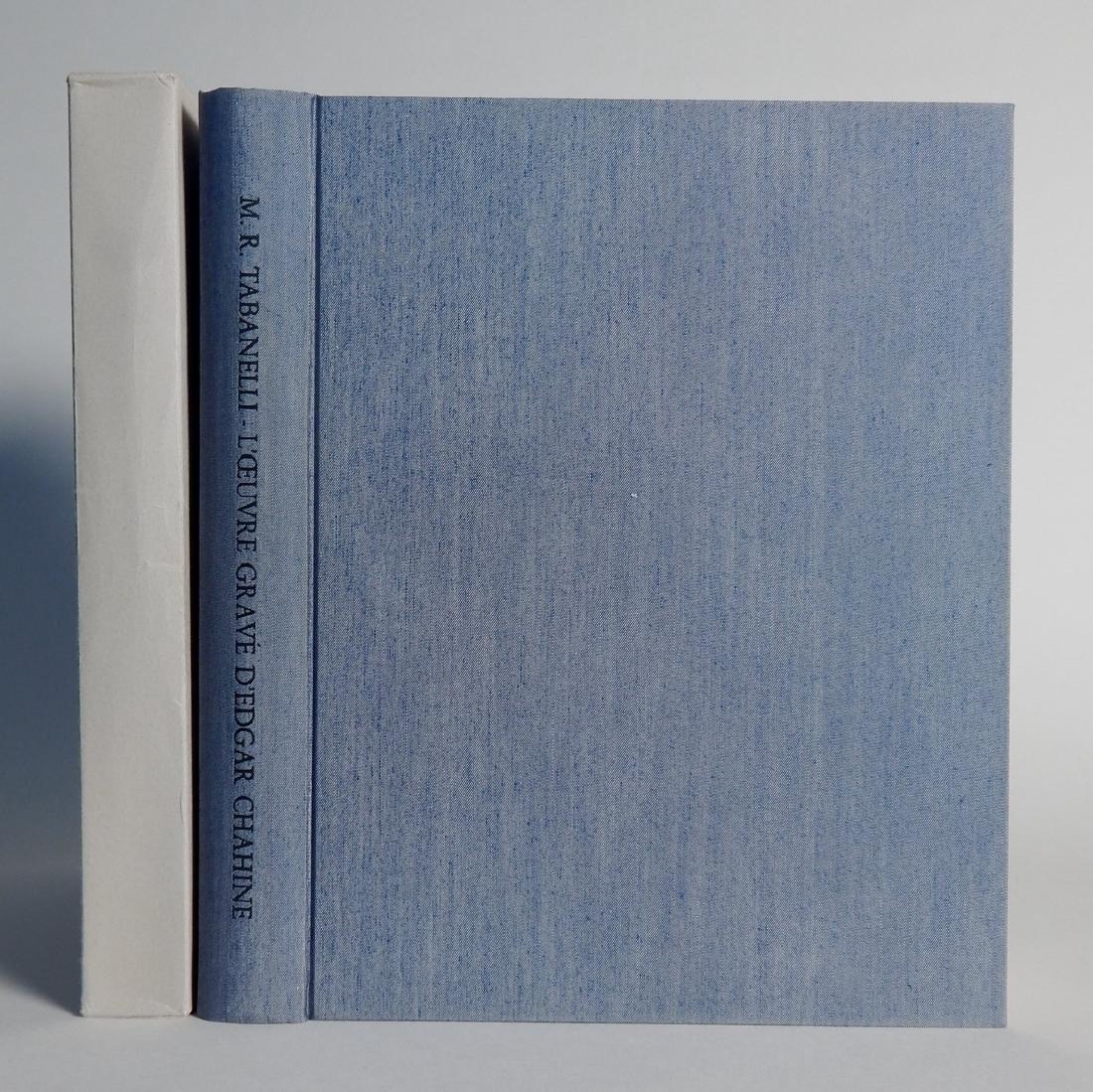 Tabanelli- Edgar Chahine Catalogue de L'oeuvre...