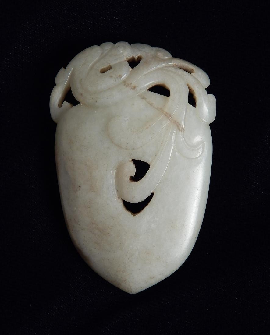19th c. jade carving