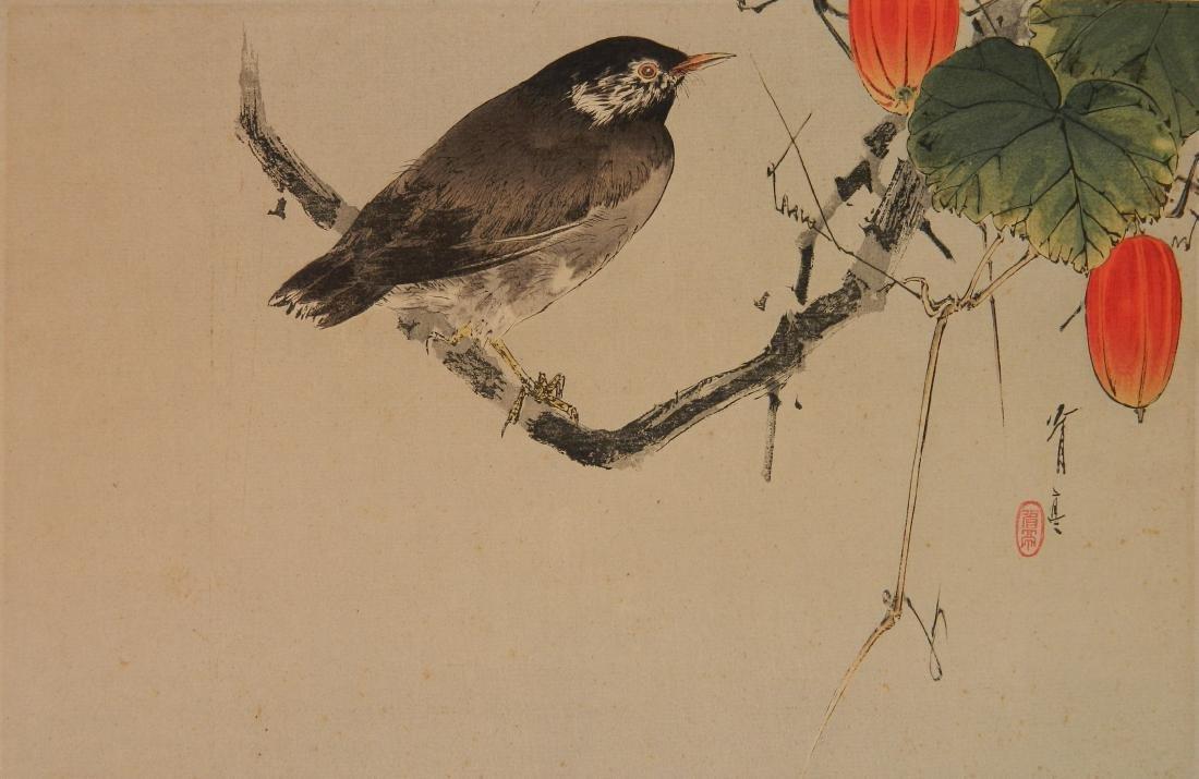 Seitei Watanabe woodblock