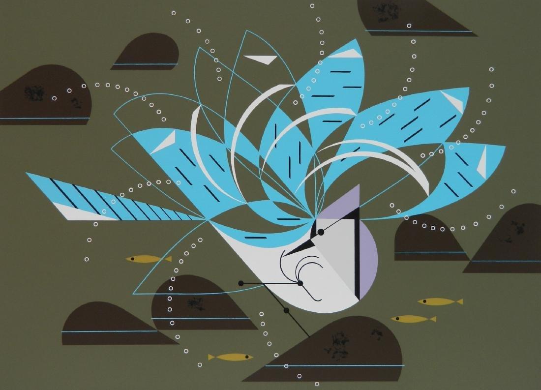 Charley Harper silkscreen