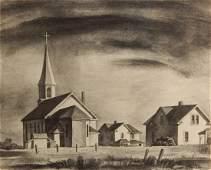 William Dickerson lithograph