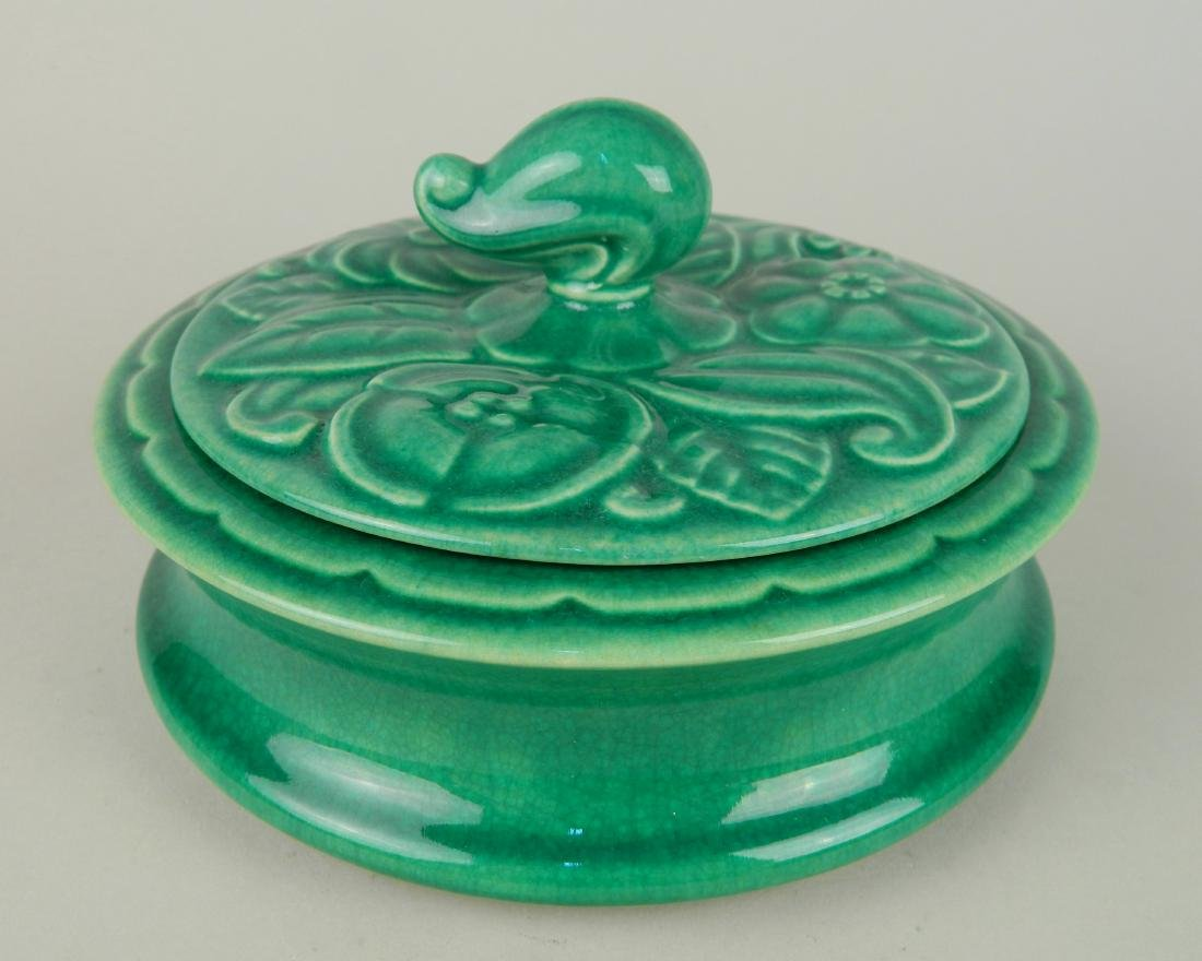Cowan Pottery candy dish