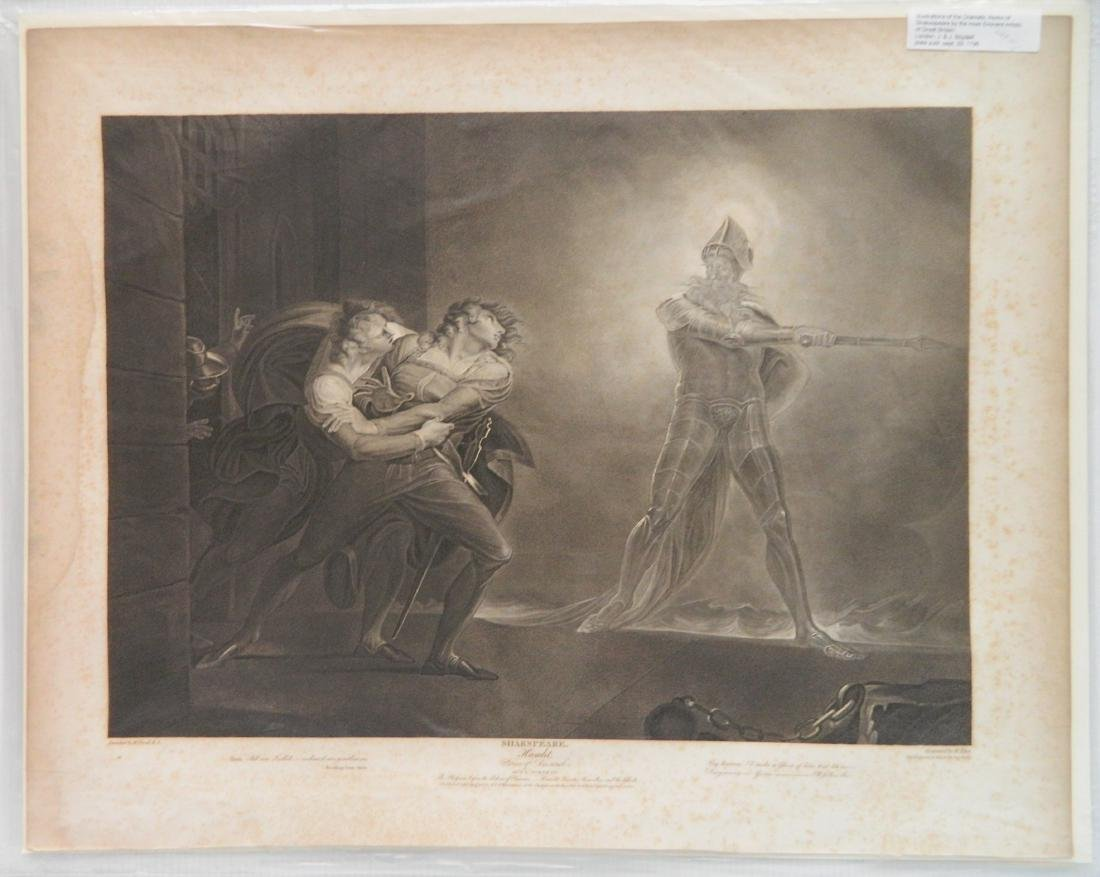 J. J. Boydell 2 engravings - 3