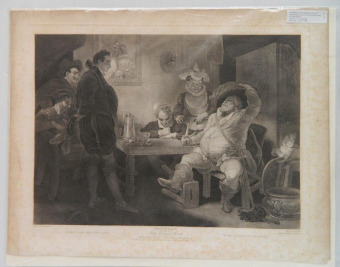 J. J. Boydell 2 engravings - 4