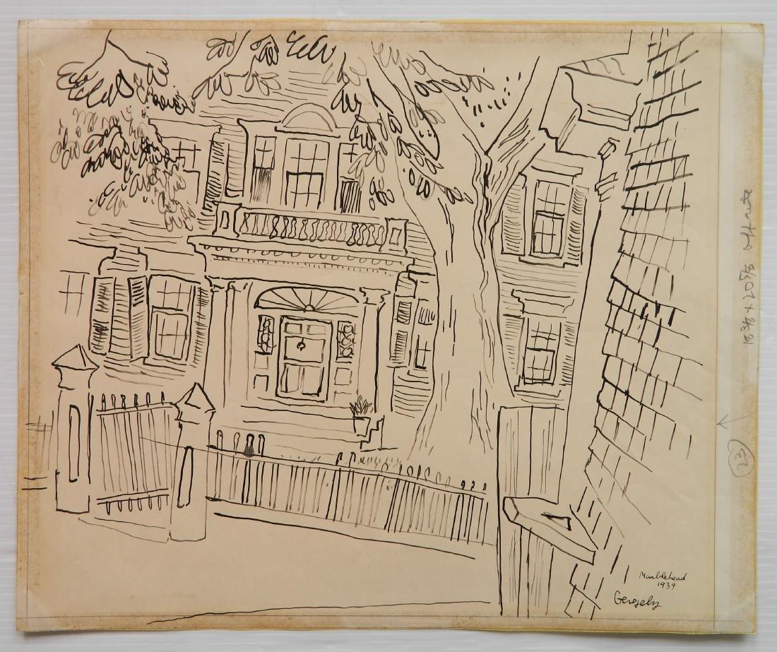Tibor Gergely 5 works - 6