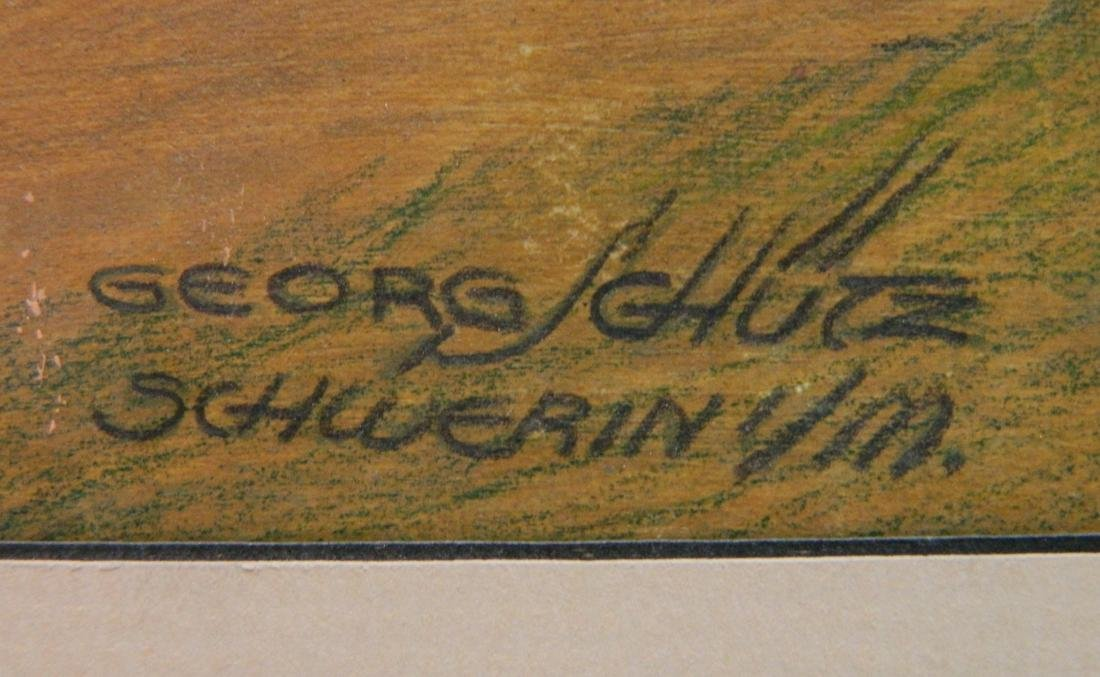 Georg Schutz color pencil and pastel - 3
