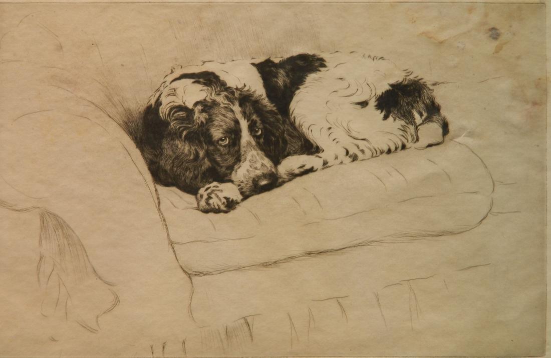 Cecil Alden etching