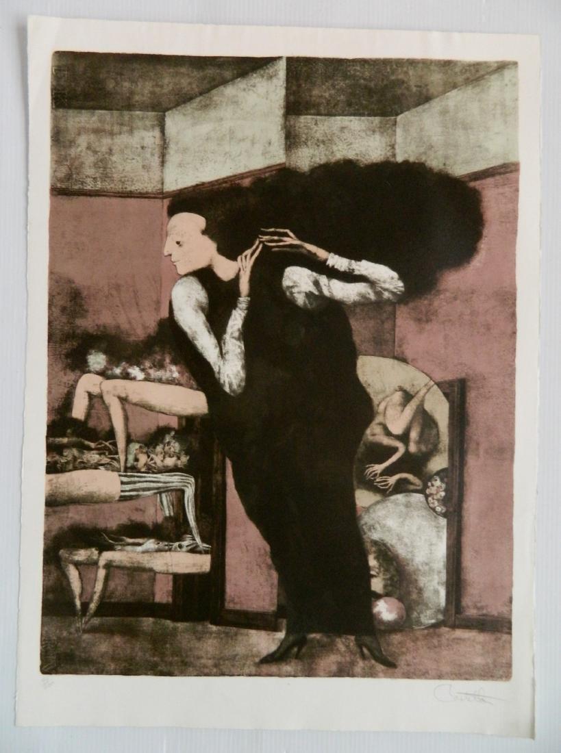 Federico Castellon 6 lithographs - 4