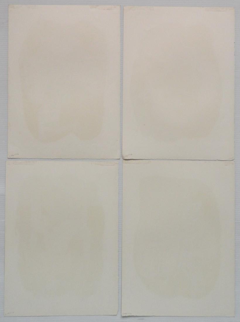 Federico Castellon 6 lithographs - 5