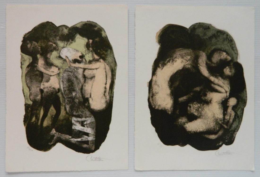 Federico Castellon 6 lithographs - 8