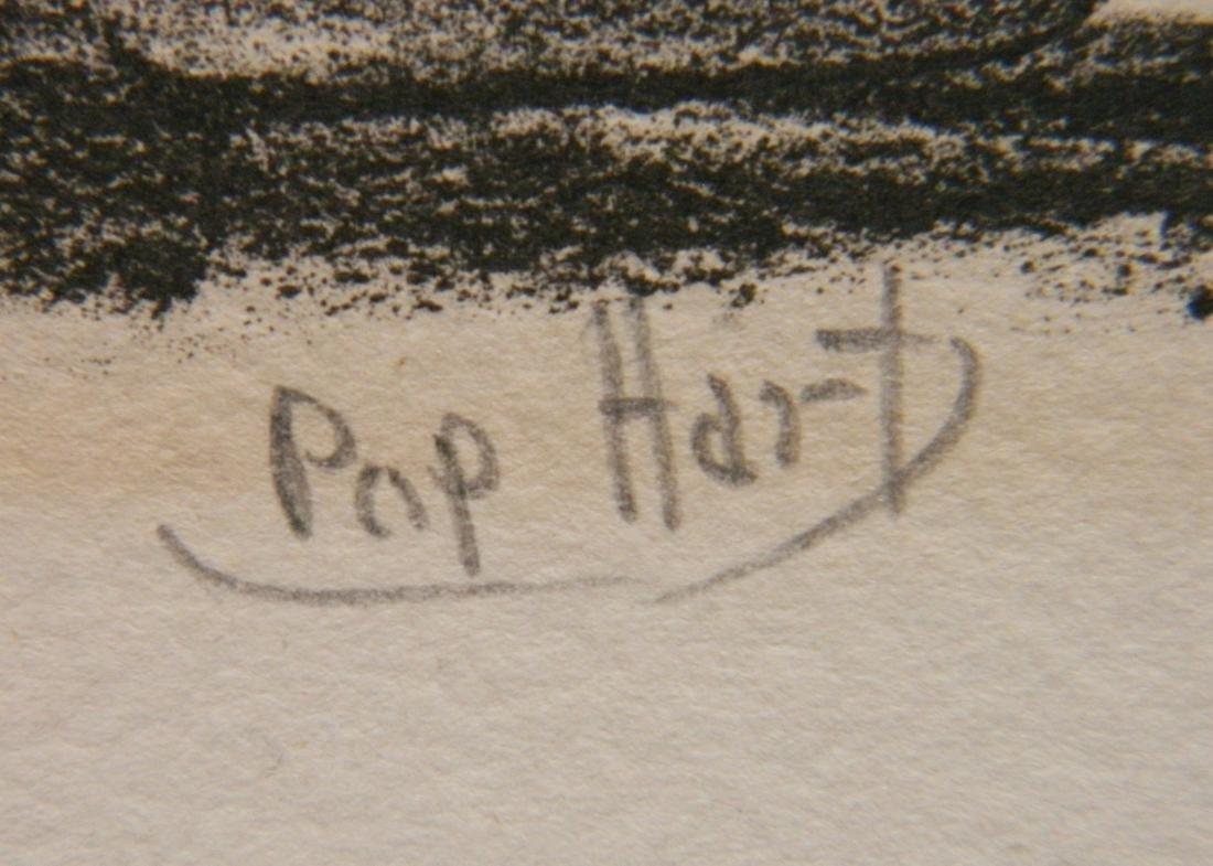 George ''Pop'' Hart 3 prints - 10