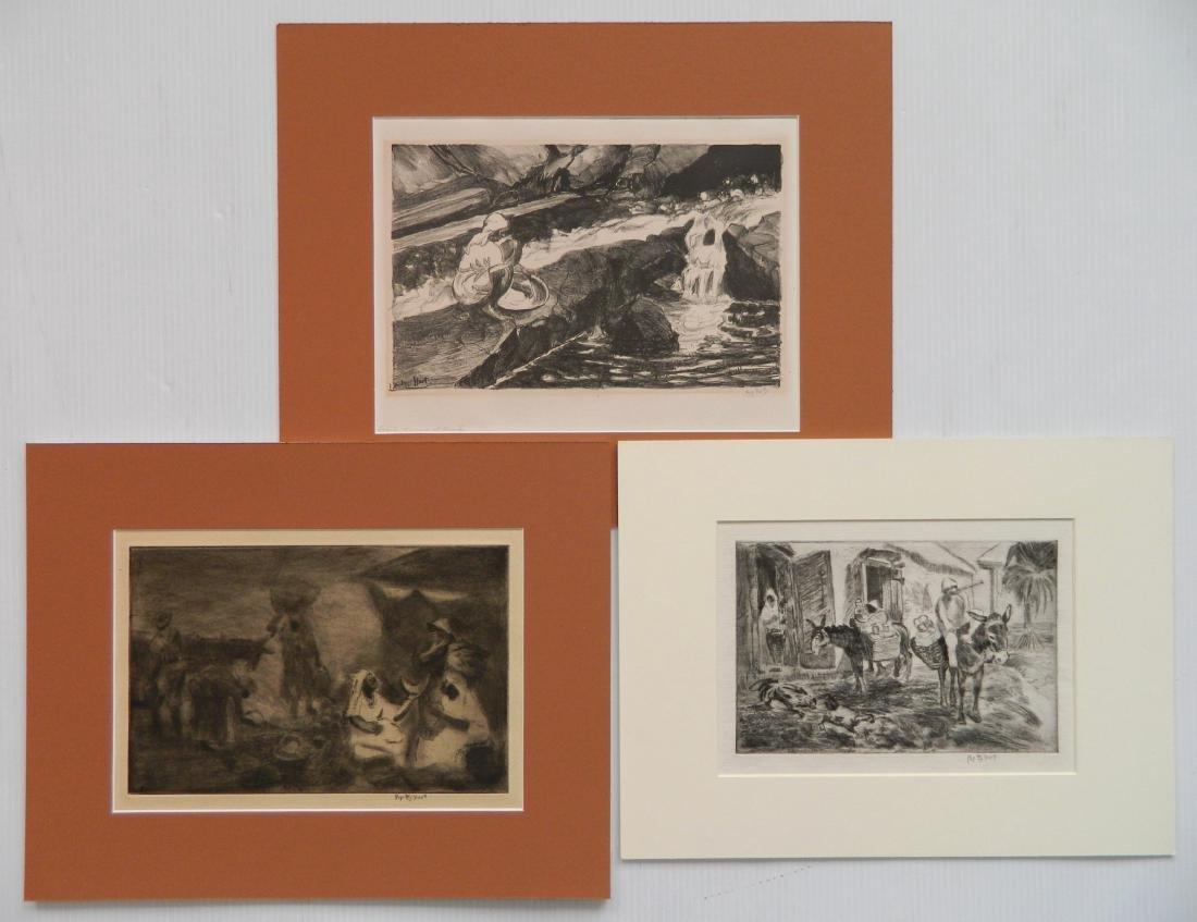 George ''Pop'' Hart 3 prints