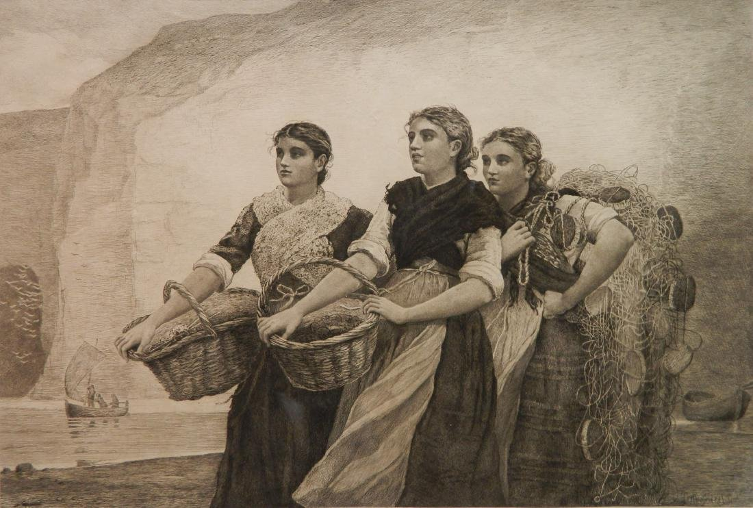 after Winslow Homer engraving