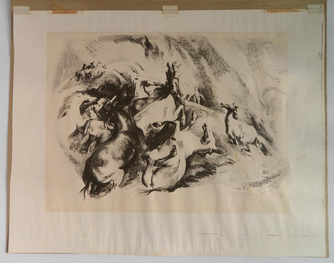 Henry G. Keller works on paper - 5