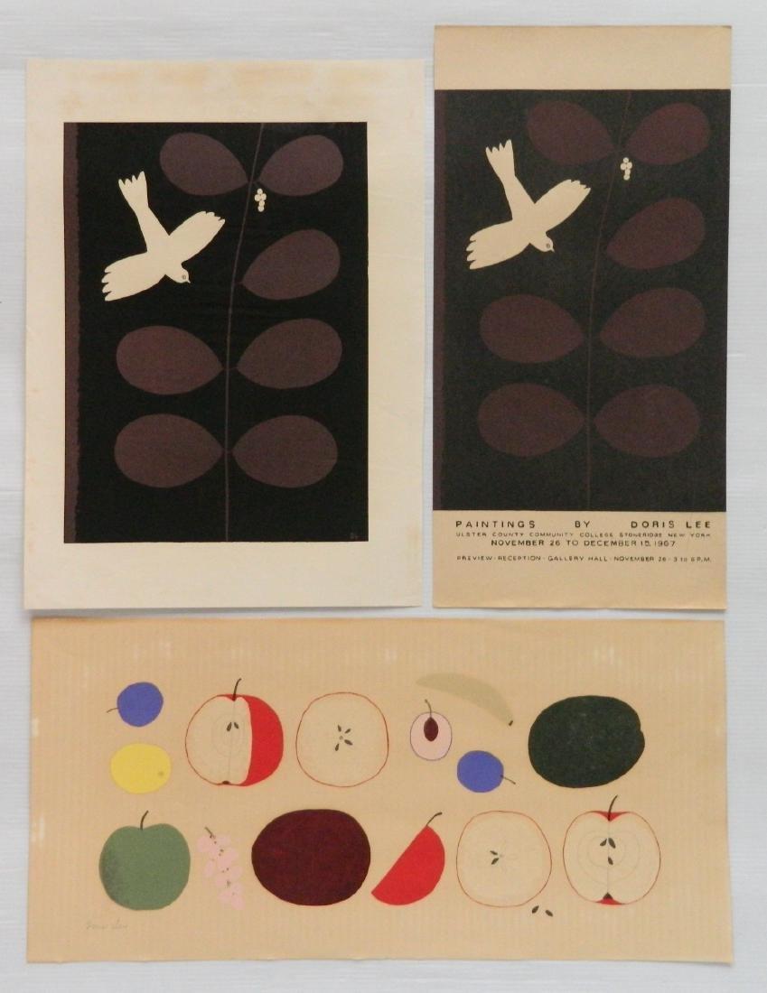 Doris Lee 3 prints