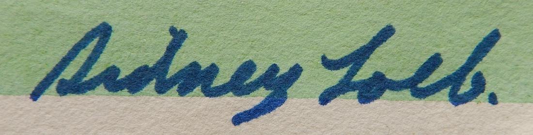 Sidney Loeb 22 watercolor - 7