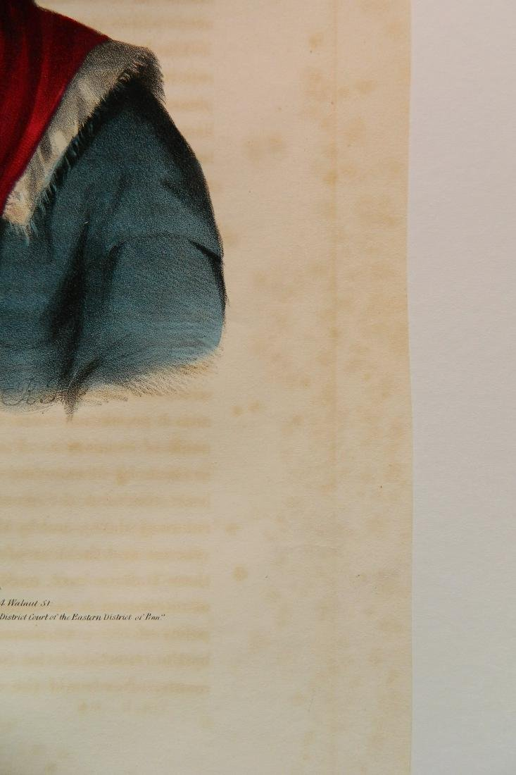 McKenny and Hall hand-colored lithograph - 4