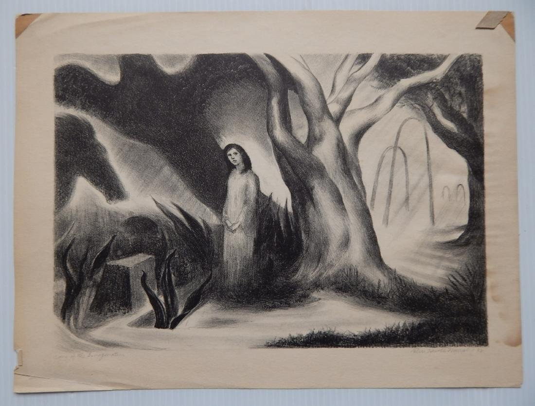 Alice H. Murphy 3 lithographs - 2