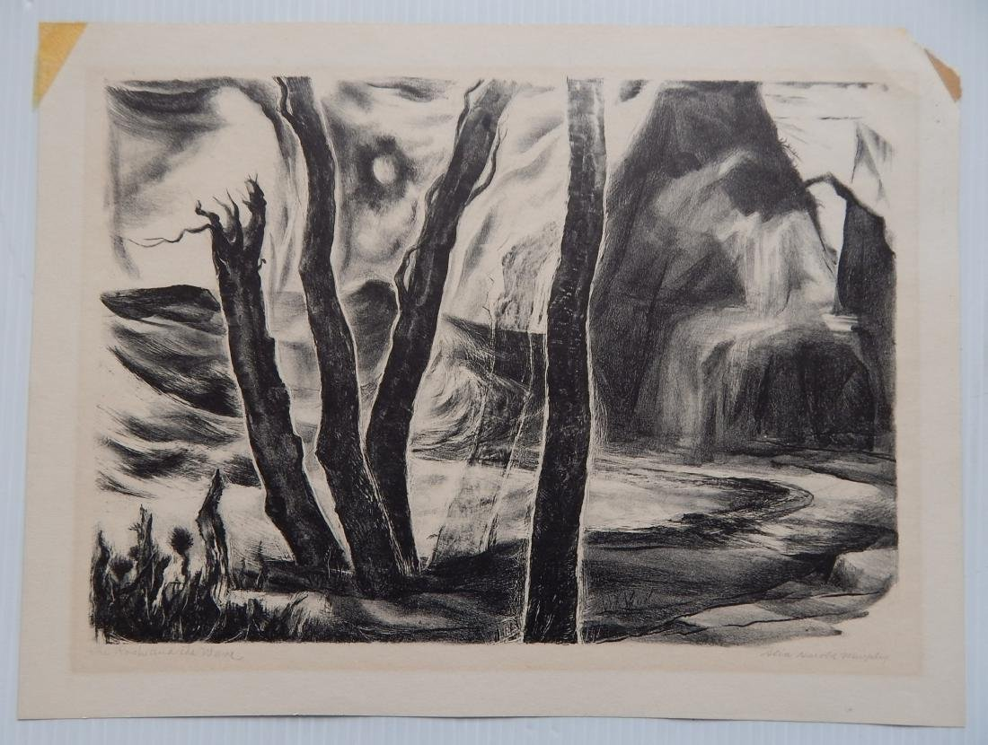 Alice H. Murphy 3 lithographs - 4