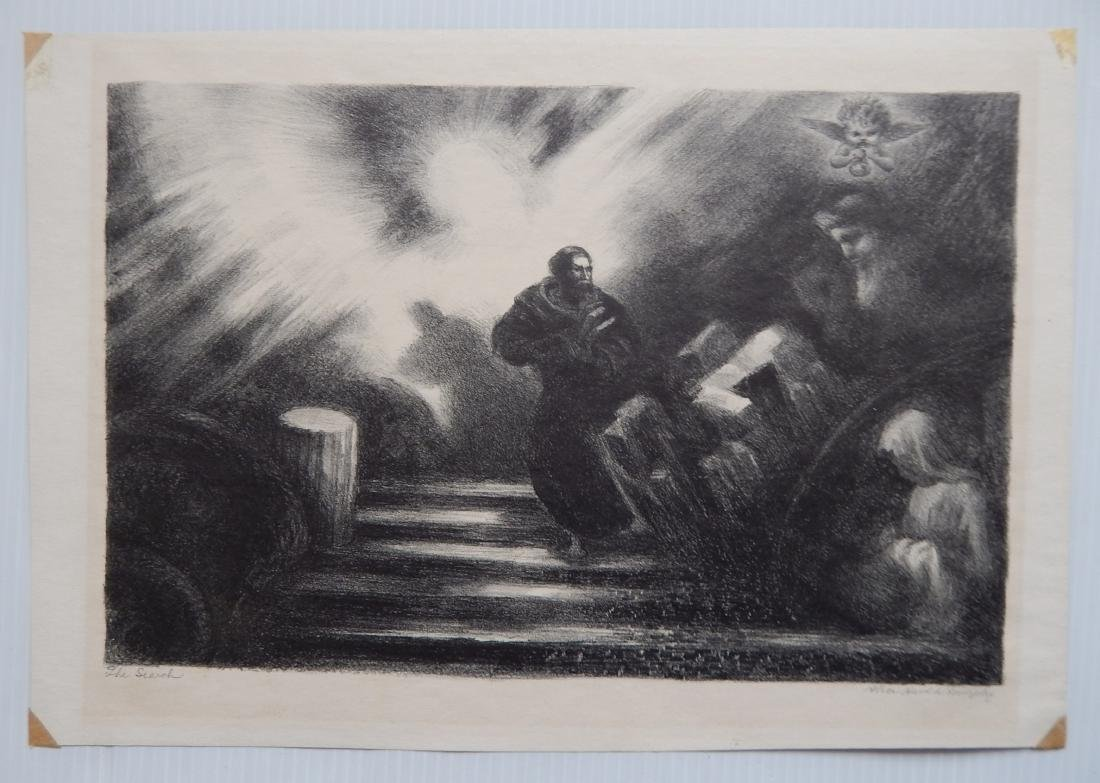 Alice H. Murphy 3 lithographs - 6