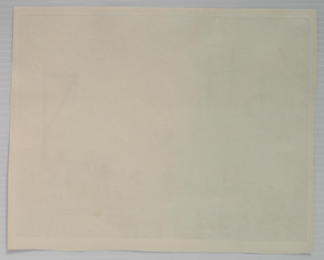 Carl Nordell etching - 4