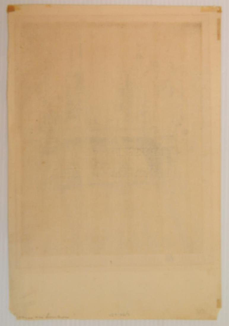 Joseph Pennell 3 works on paper - 5