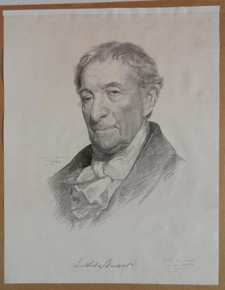 Albert Rosenthal lithograph - 2