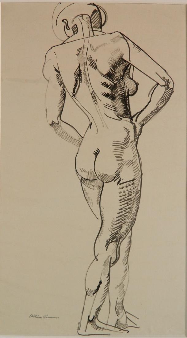 William Sommer ink
