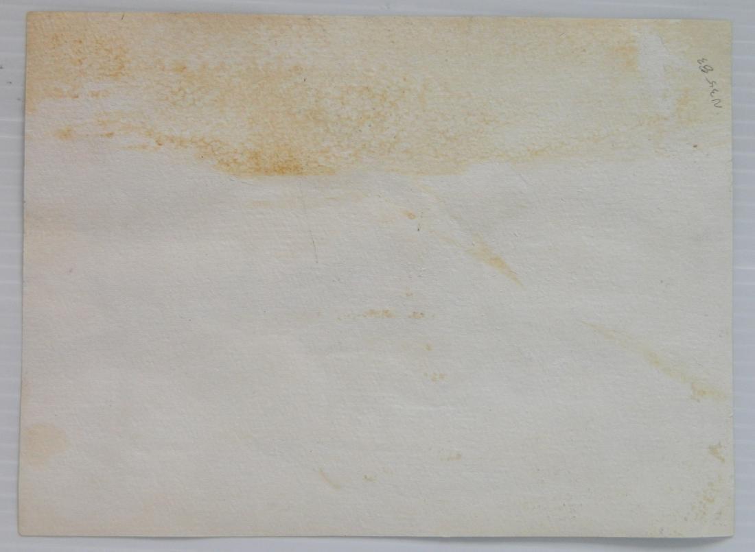 Hyman Warsager silkscreen - 4
