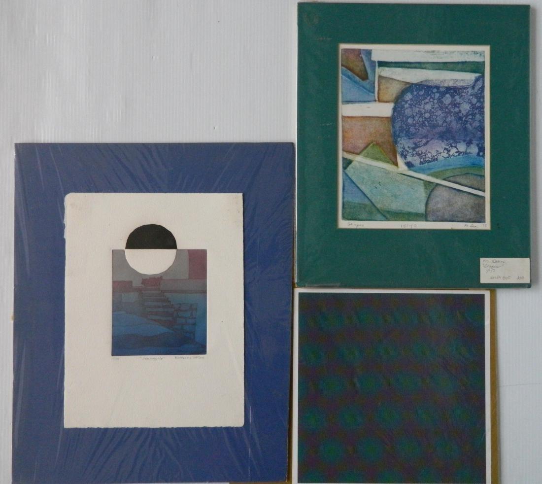 17 Contemporary prints - 3