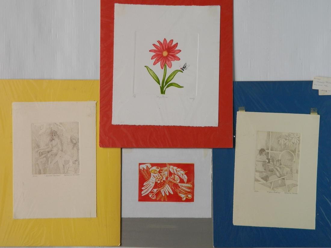 17 Contemporary prints - 4