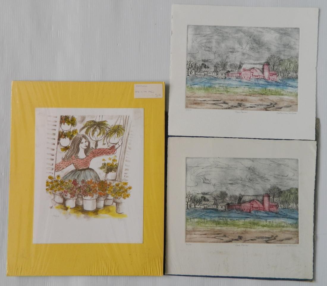 17 Contemporary prints - 5