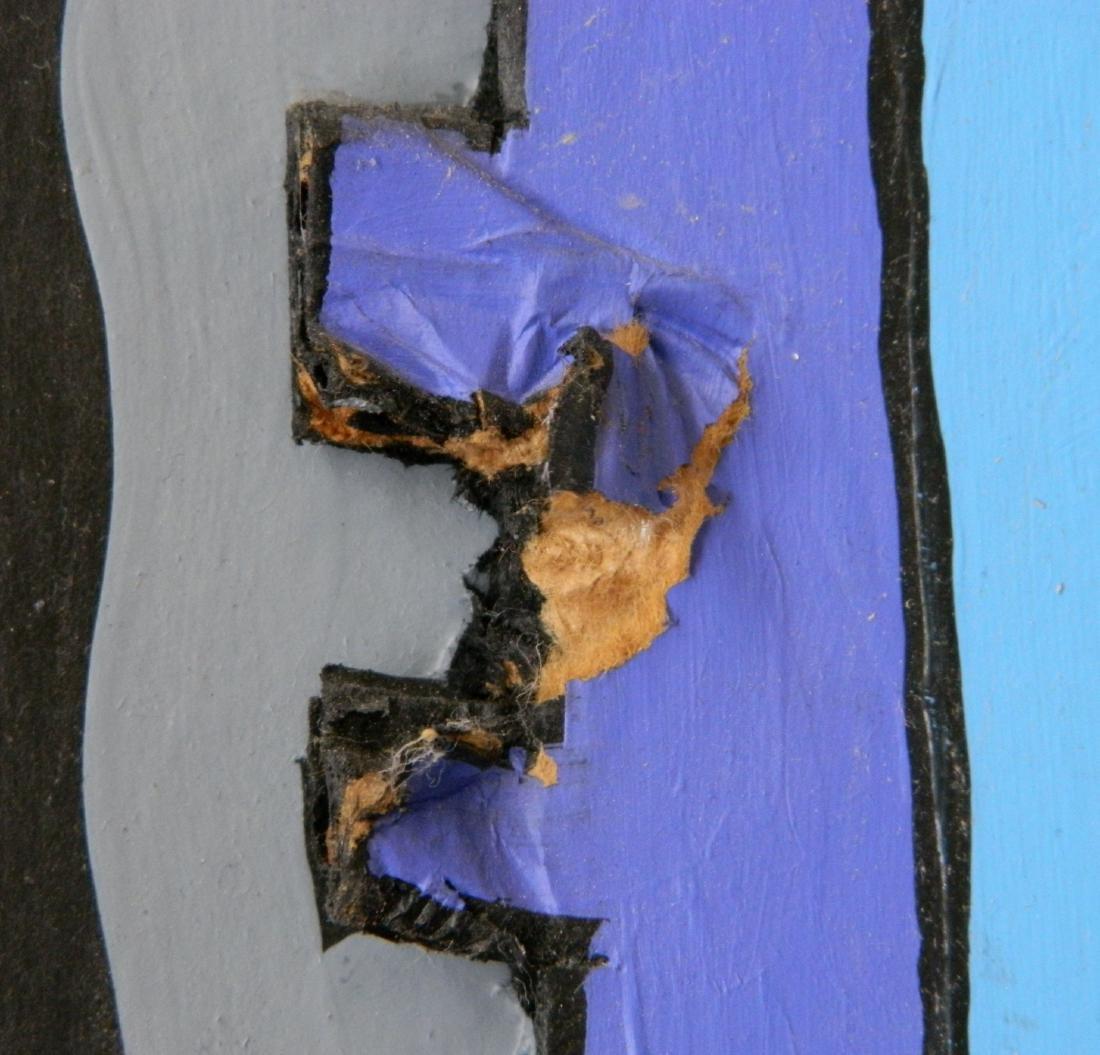 Attr. to Scott Adams acrylic - 3