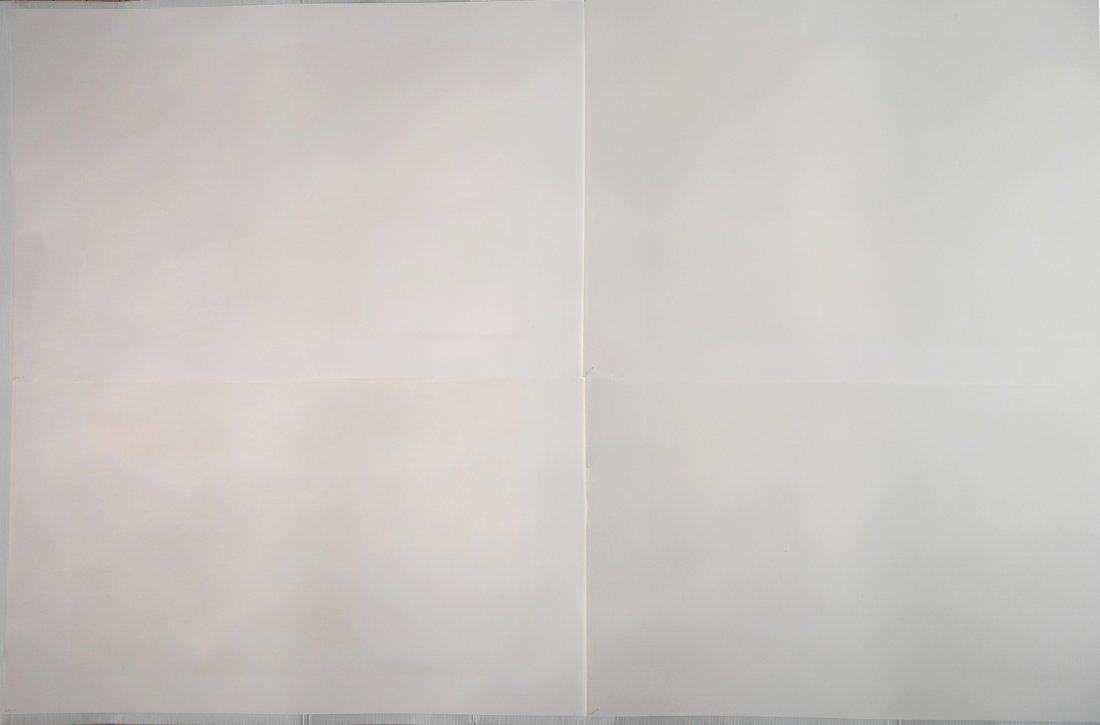 Walter Darby Bannard 4 silkscreens - 2