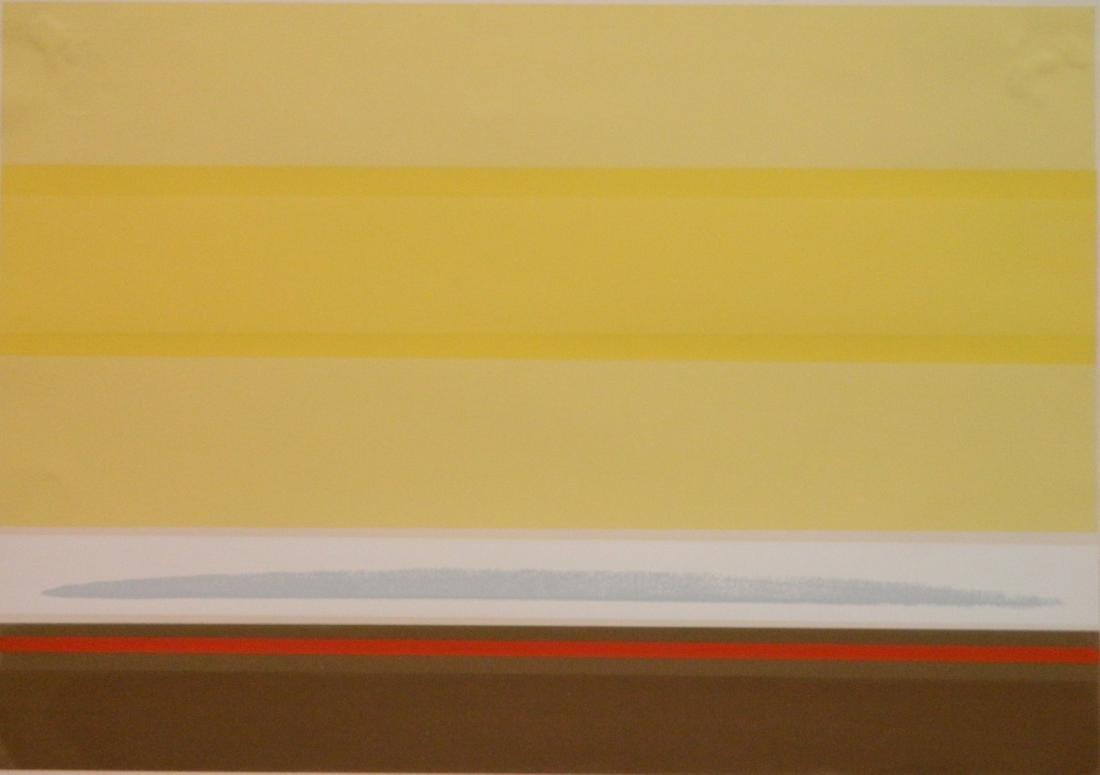 Lawrence Calcagno silkscreen