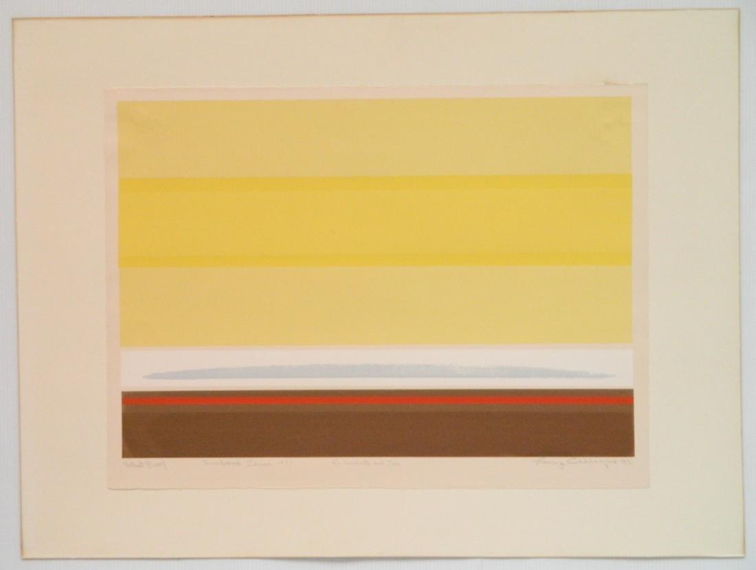 Lawrence Calcagno silkscreen - 3