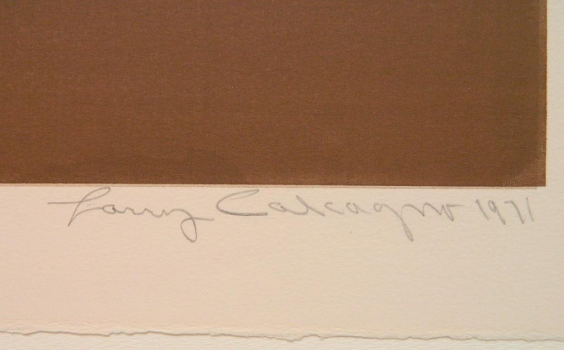 Lawrence Calcagno silkscreen - 4