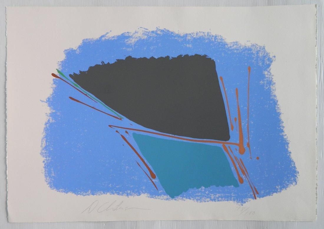 Dan Christensen 4 silkscreens - 3