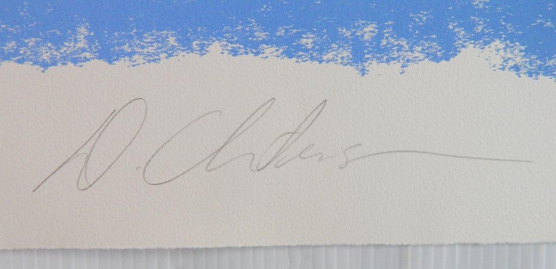 Dan Christensen 4 silkscreens - 4