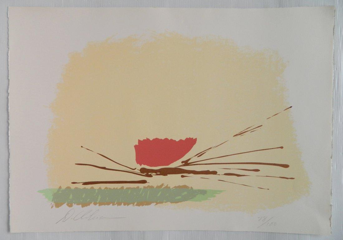 Dan Christensen 4 silkscreens - 5