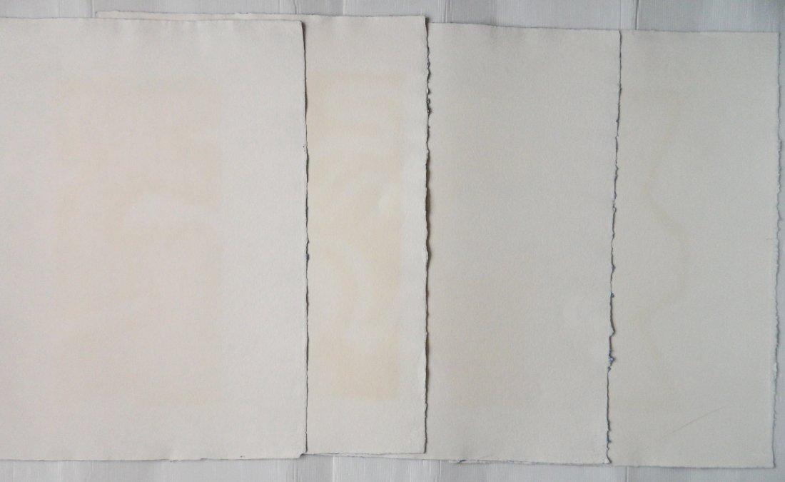 Chryssa 4 silkscreens - 2