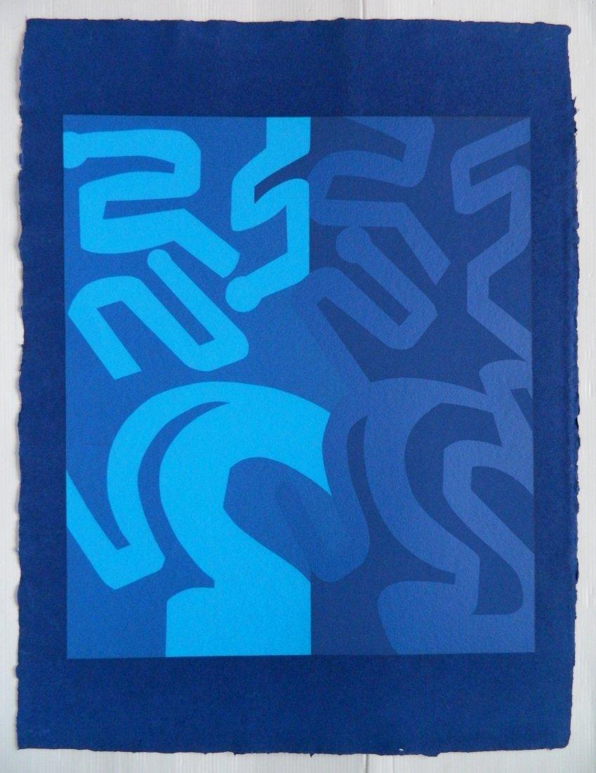 Chryssa 4 silkscreens - 6