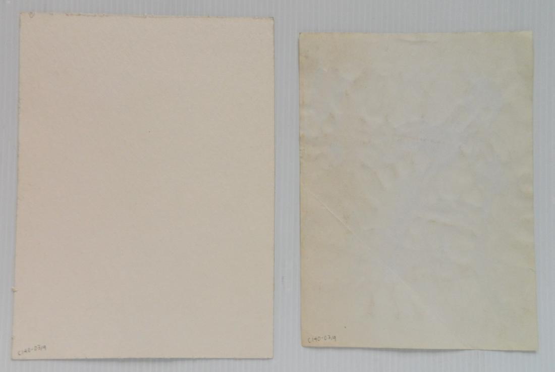 Hilliard Dean 9 watercolors - 4