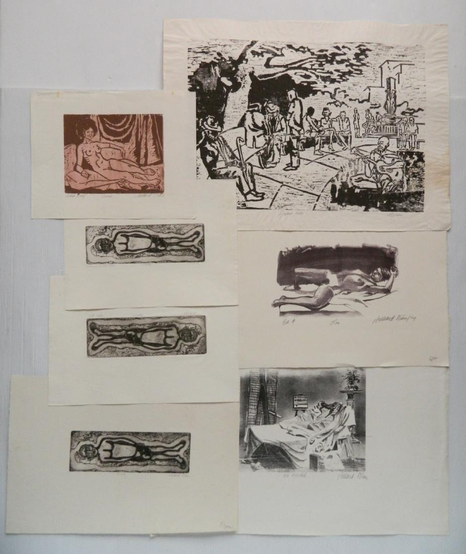 Hilliard Dean 7 prints