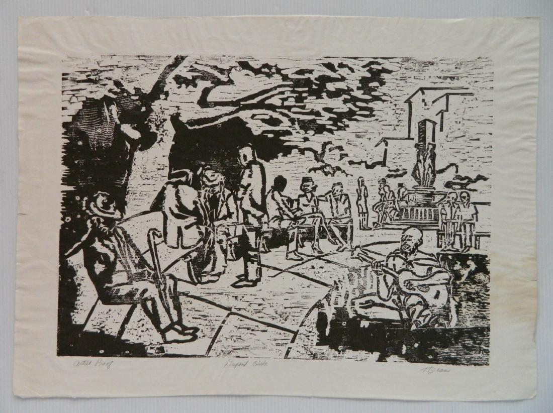 Hilliard Dean 7 prints - 2