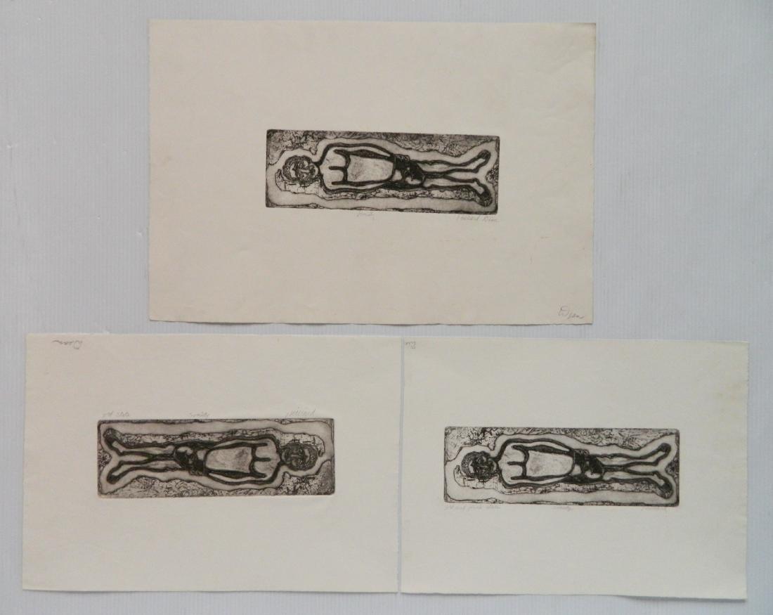 Hilliard Dean 7 prints - 6