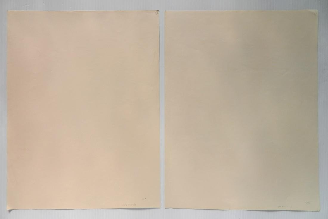 Laszlo Dus 2 silkscreens - 2