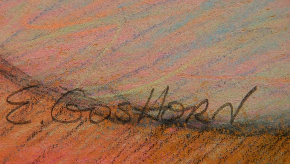 E. Goshorn chalk pastel - 3